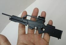 """1/6 Scale Weapon for 12""""action figure"""