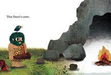 Kids book illustrations
