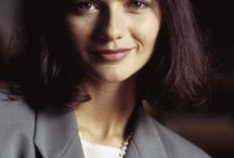 Princess Claire Bear / Promotional Images of Claire Kincaid/Jill Hennessy from the tv show Law & Order.