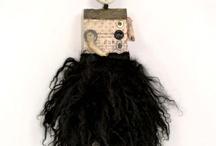 ART - Art Doll Inspiration / by Kathy Morton Stanion