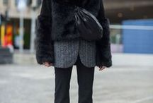 Street style winter