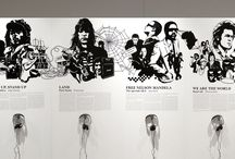 """inspiration: EXHIBITION: """"WALL MARVIN"""""""
