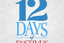12 Days of Festivus Giveaways 2013 / Join us on Facebook.com/getoutthere for 12 days of the biggest prize giveaways we've ever done! Starting December 1 - 12, 2013.