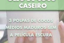 OLHO DE CÔCO
