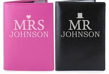 Personalised Wedding Gift Ideas / Personalised Wedding Gifts
