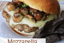 Rezepte: Burger and Beef