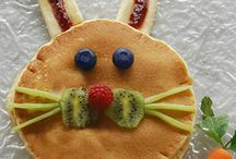 Easter Cuties / Easter theme food and treats. Great for a family picnic.