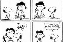 Il mondo dei Peanuts