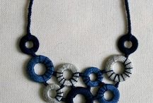crafted jewelry / by Paula Hill