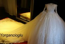 weddingdress by Ayzer Yorgancioglu