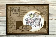 Stampin' Up Mediterranean Moments