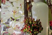 """Original Floral Designs by The Party Concierge / Take a look at some of our resent floral designs created by Michael, our """"Flower Whisperer"""""""