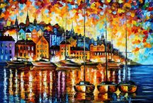 Leonid Afremov:World