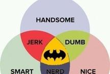 My Batman obsession