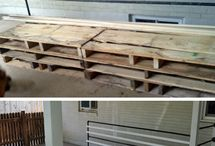Pallet Ideas / by Melissa Serna