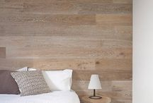 Flooring and walls