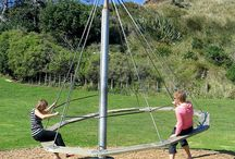 AA Non-wood Playground Equipment