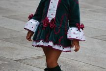 vestido niñas