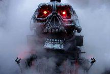 Ghost Train Halloween Festival at Tweetsie Railroad