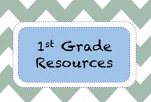 | 1st Grade | / 1st Grade Learning and Education Resources / by TeachersPayTeachers