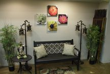 Spring Arrivals for Outdoor Spaces / Our outdoor living showroom is stuffed with everything you need to Fall in love with your Backyard this spring!  www.OutdoorRooms.net
