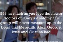 Grey's Anatomy love / by Lindsey Daniel