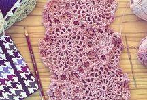 Crochet / Crochet boho cardigan
