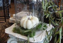 Cloche & Apothecary Jar Decor / ways to use cloches and apothecary jars in home decor