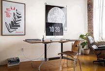 Interiors / Workspaces