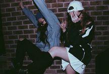 #Friend & twins