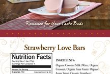 Strawberry Love / Romance For Your Taste Buds