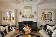 COLOR: Metallic Home Decor