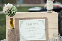 Country Chic dream Wedding / Country wedding with a boho-shabby chic flare.  / by Savannah Molina