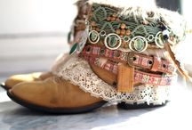 Upcycled Footwear