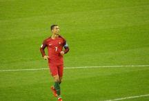Cristiano Ronaldo. Football
