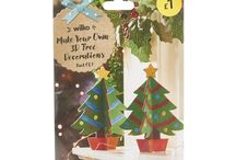 Wilko | Christmas Craft / Let's make Christmas with our range of Christmas crafts to make your tree sparkle and shine while keeping the kids busy too