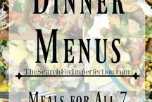 Meal Planning / The ultimate resource for everything meal planning.