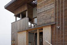 drevené stavby