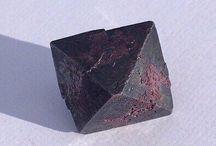 Кристаллы и минераллы