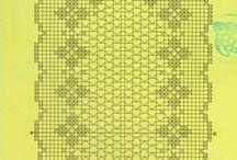 ricamo uncinetto maglia
