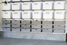 Garage: organisation