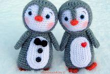 Crochet - amigurumi / knuffels