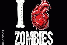 I love ZOMBIES! / by Hula Heather