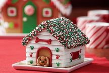 Xmas - Gingerbread Houses