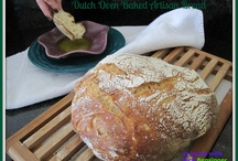 RECIPES - BREADS & SCONES & MUFFINS
