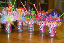 Candy Bouquets/Cakes  / by Kathy Sheffer