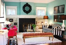 Great Rooms / by Donna Belcher