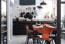 Moodboard keuken