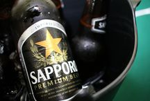 Beer Appreciation Night with Sapporo Beer / [SPGG Event: 20 May 16] Japanese Beer pairing with Japanese Food appreciation night