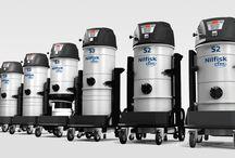 S2 / S3 / Industrial vacuum cleaner